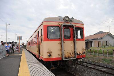 ひたちなか海浜鉄道(阿字ヶ浦駅)
