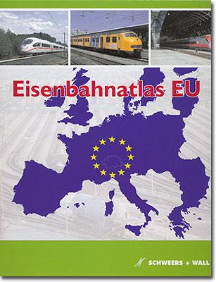 Eisenbahnatlas EU(ヨーロッパ鉄道地図)