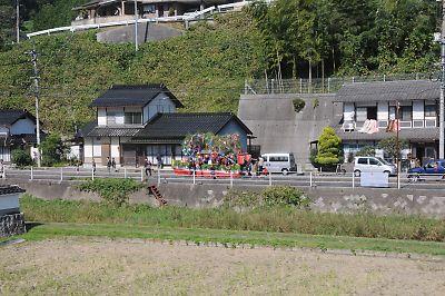 姫新線車窓