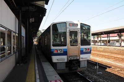 新見発岡山行き852M