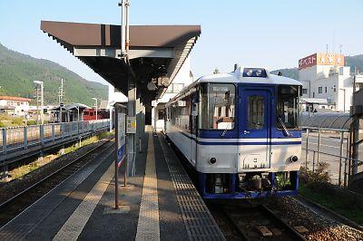 HOT3500(智頭駅)