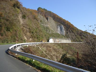 岩手県道37号自転車ツ-リング