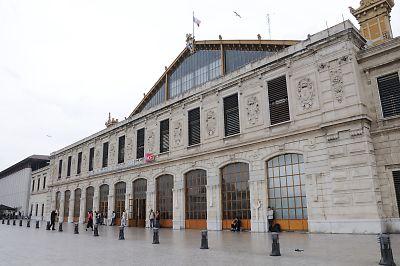 マルセイユ・サン・シャルル駅