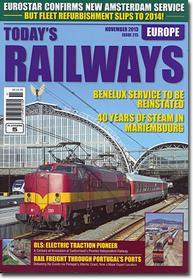 Today's railways Europe 2013/11 No.215