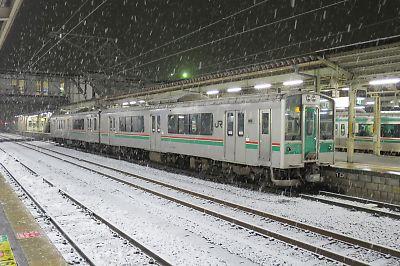 郡山駅701系