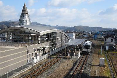 井原鉄道・井原駅