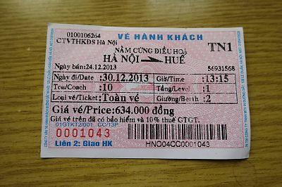 ベトナム・ハノイ駅