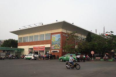 ベトナム鉄道・サイゴン駅