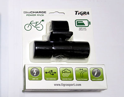 Tigre sport製 Bike CHARGE POWER PACK