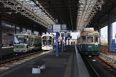 広島電鉄・広島港