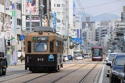 広島電鉄・白島線