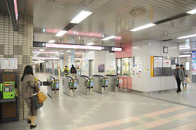 アストラムライン・本通駅