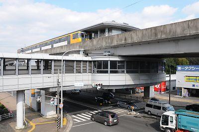 アストラムライン・広域公園駅