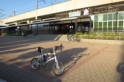 旧街道と阿武隈川ツーリングby DAHON DASH X20