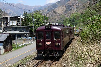 わたらせ渓谷鉄道・間藤駅