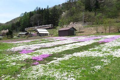 野岩鉄道(上三依温泉駅-中三依塩原温泉口駅)