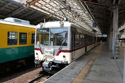 特急うなづき3号(電鉄・富山駅)