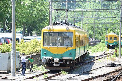 富山地方鉄道・立山駅