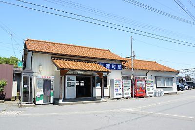 富山地方鉄道・稲荷町駅