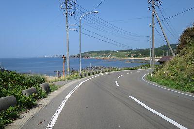 [輪行]下北半島横断その1(佐井→大畑)