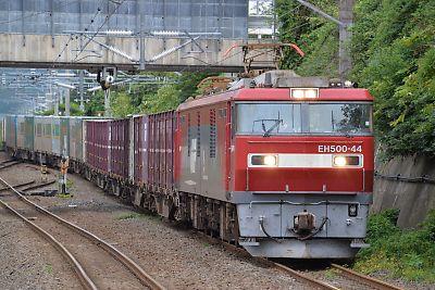 EH500(木古内駅)