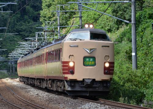 新潟行・快速くびき野3号(長鳥-塚山間/2014.9.14)