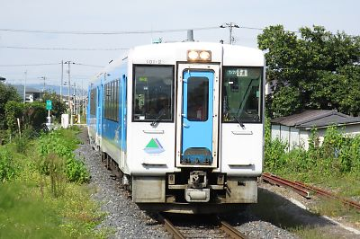 左沢線・キハ101