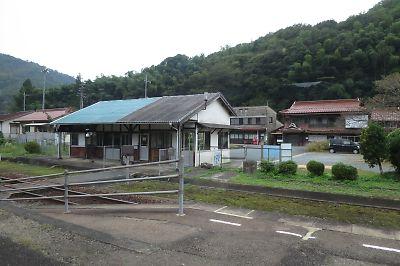山口線・長門峡