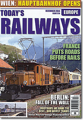 Today's railways Europe 2014/12 No.228