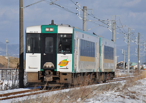 110系気動車(仙石線・陸前小野-鹿妻間)
