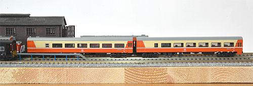 台湾型Nゲージ莒光号客車