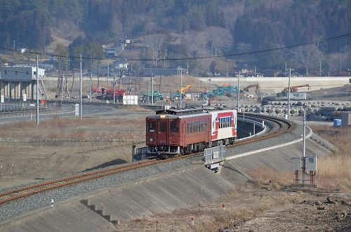 三陸鉄道・北リアス線(野田玉川-陸中野田)
