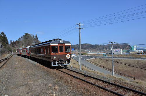 三陸鉄道・北リアス線田老駅