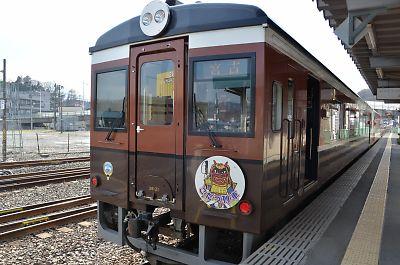 三陸鉄道こたつ列車