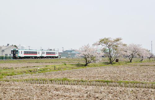 キハ110系(陸羽東線/陸前谷地-北浦)