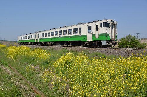 石巻線1626D(小牛田-上涌谷)