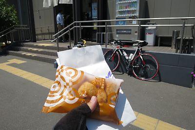 女川・仙台試運転ツーリングby Dahon DASH X20