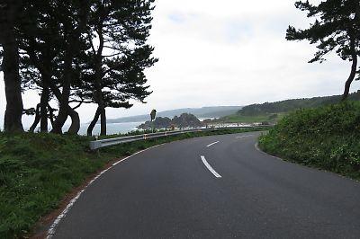 【自転車】北三陸ツーリングby小径車(青森・岩手県境越え)