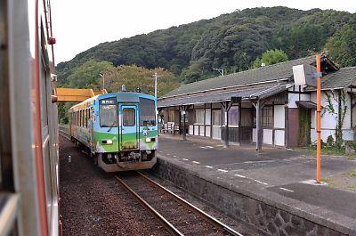 山陰本線・三見駅