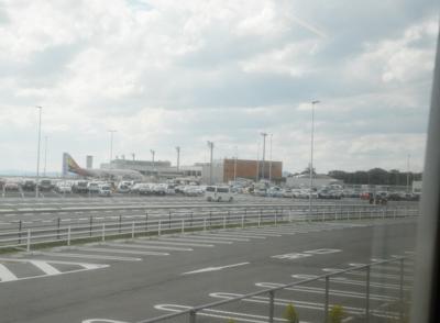境線・米子空港
