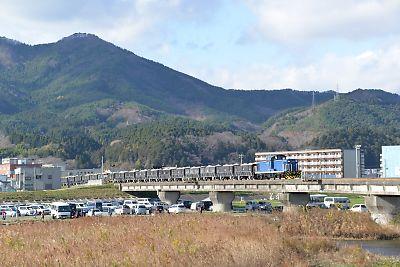 みちのく鉄道応援団・岩手開発鉄道見学