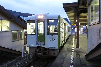 JR気仙沼線・柳津線