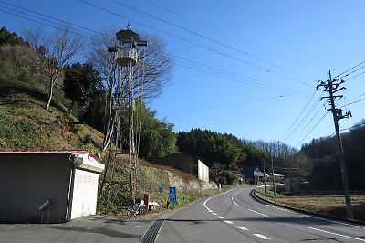 【自転車】冬の阿武隈山地・里山ツーリング(磐城浅川→植田)by ARAYA MuddyFox