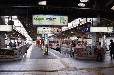 山陽電車・山陽姫路駅