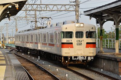 山陽電車・網干線