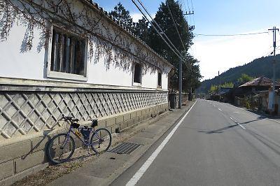 常陸太田市折橋地区