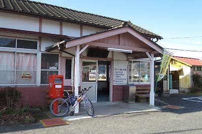 水郡線・東舘駅