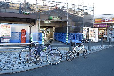 境明神峠・栃木茨城県境自転車ツーリング