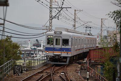 南海電鉄・和歌山港駅