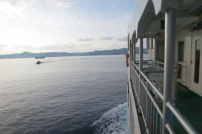 【ふね】瀬戸内町営航路・フェリー